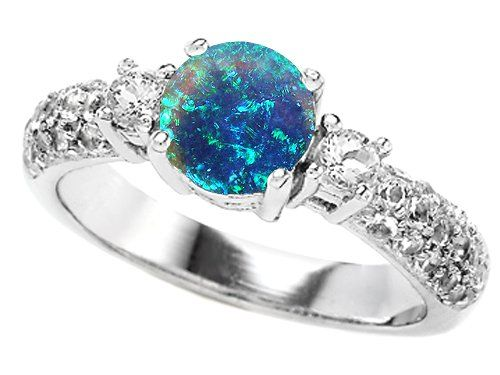 17 Best images about Rings on Pinterest Opal engagement rings