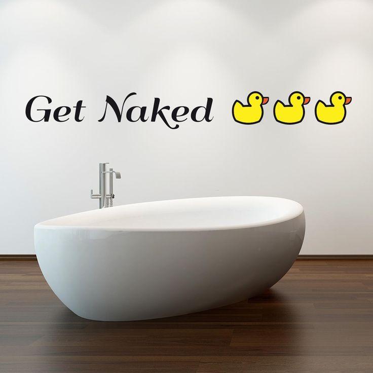 Adesivi da parete Get Naked Wall Sticker Adesivo da Muro https://www.adesiviamo.it/prodotto/1271/Adesivi-da-parete/Adesivi-da-parete/Get-Naked-Wall-Sticker-Adesivo-da-Muro.html