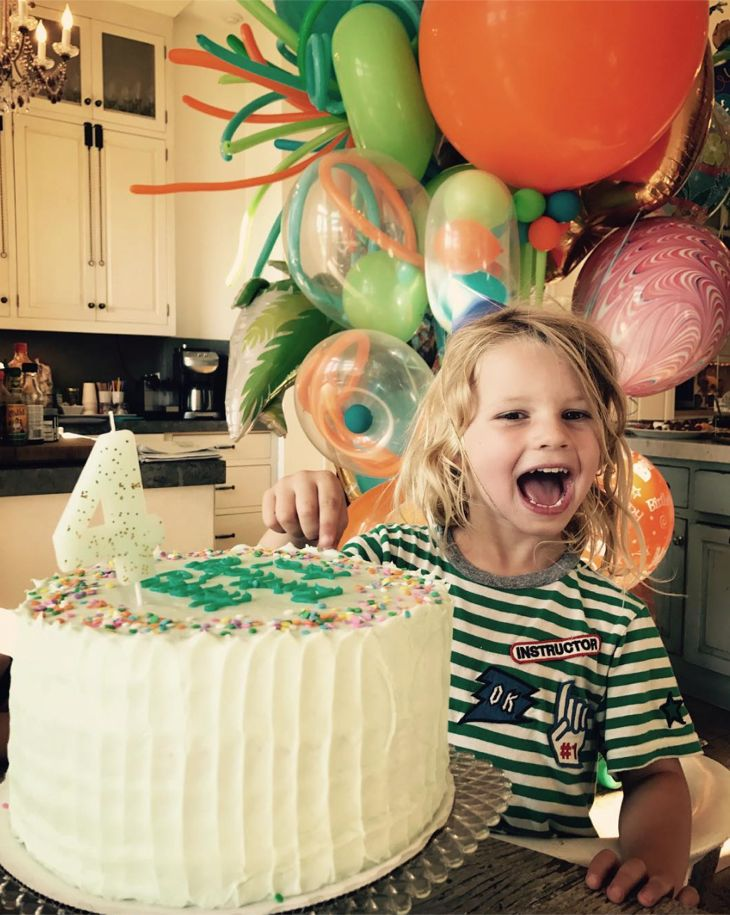 Jessica Simpson and her family have been doing a lot of celebrating in recent weeks. The former chart topper and her husband Eric Johnson celebrated their daughter Maxwell's 5th birthday back in May and now they are celebrating another special day: their son Ace's 4th birthday. The celebrity mom sha
