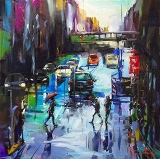 Jurij Frey: Straße