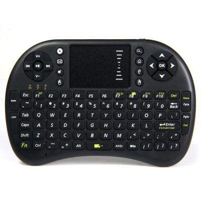 Apenas R$31.97 + envio grátis, compre UKB - 500 - RF 2.4GHz Mini Teclado Wireless com TouchPad e LED Indicador Bateria de Íon de Litio Embutida online na GearBest BR.