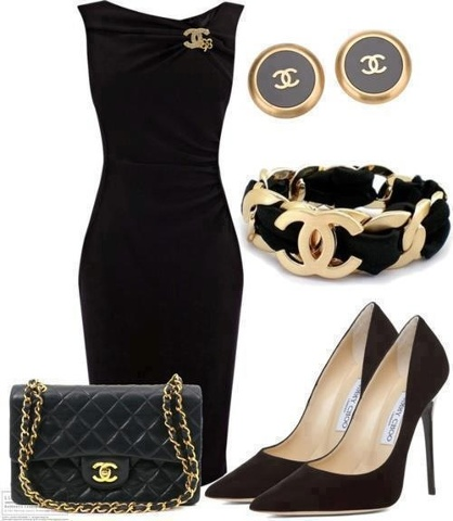 Chanel style ♥✤ | Keep the Glamour | BeStayBeautiful
