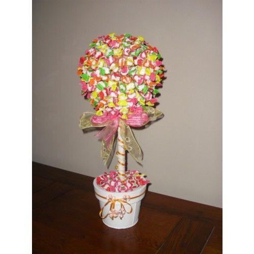 60cm long WOODEN CRAFT DOWELS - puppet stick, candy tree trunk / post etc - Sweet or Cupcake Tree Balls - Supplies - Polystyrene, Styrofoam & Plastic Balls | Craftmill