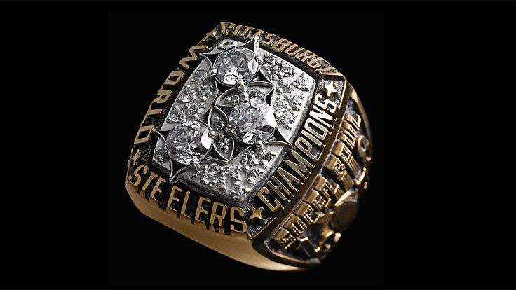 Steelers Super Bowl XIII ring