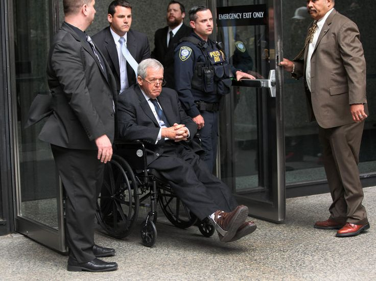 New Lawsuit Accuses 'Serial Child Molester' Dennis Hastert of Sexually Assaulting Another Victim