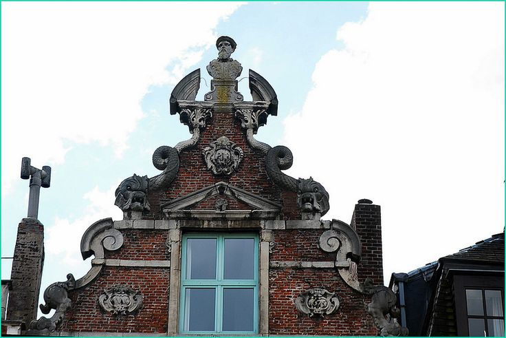 Gand = Gent Kammerstraat Façade
