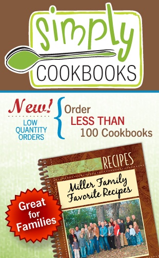 how to create a cookbook in publisher