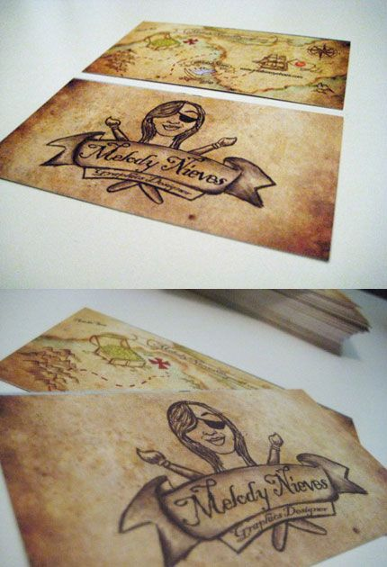 Cute business cards :)