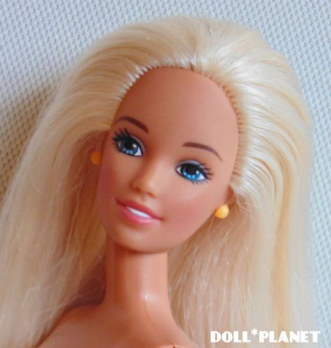Blonde hair, Barbie and Blondes on Pinterest