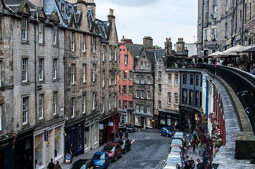 Edimburgo - Germán Burrull