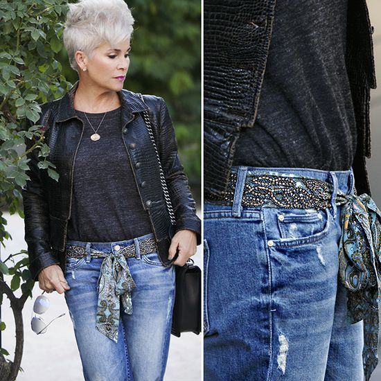 The Power of Accessories (Chic over 50) – #accesso…