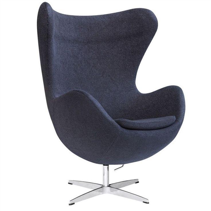 Retro Egg Shaped Chair