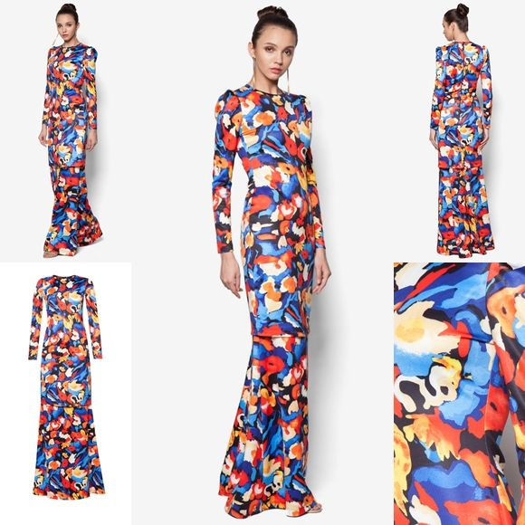 Fesyen Trend Terkini Baju Raya 2016 By Rizalman Marmar Collection