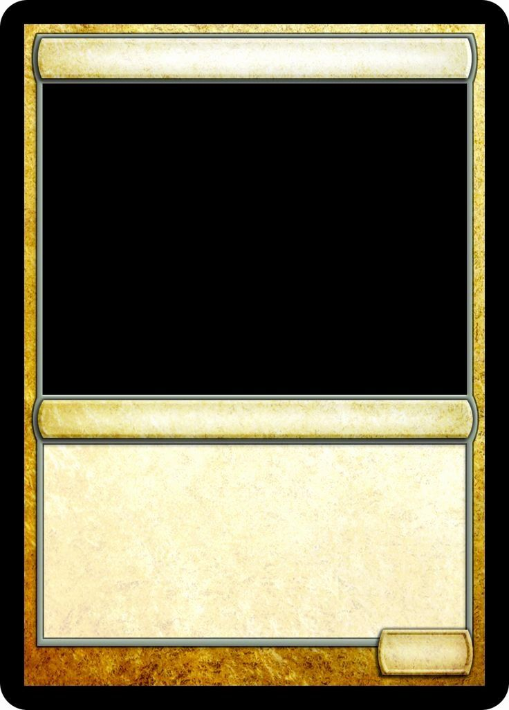 Blank Game Card Template Inspirational 16 Best Images About Mtg Templates On Pinterest Trading Card Template Game Card Design Magic The Gathering Cards