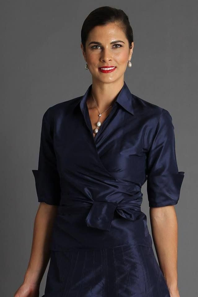 Classic Navy Blue and Silver for the modern and elegant ...