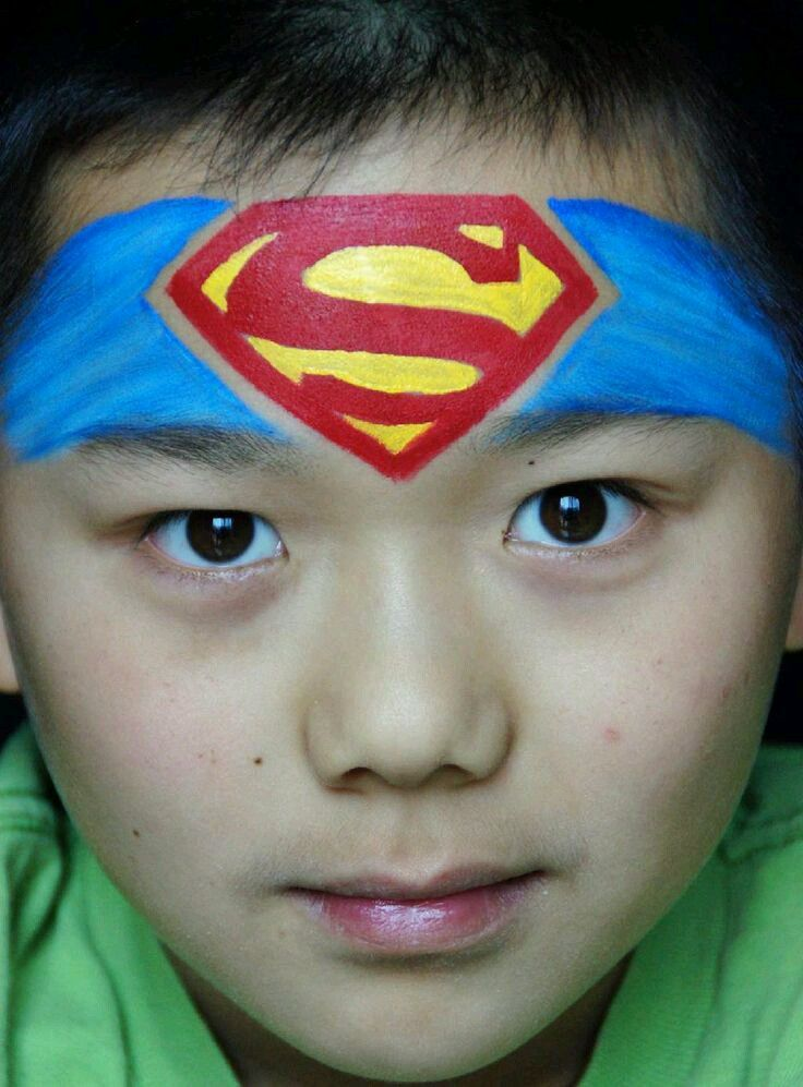 25+ Best Ideas About Simple Face Painting On Pinterest