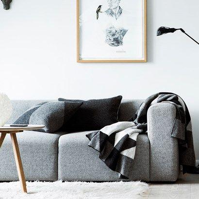 Mags Sofa, CPH Table, Puzzle Cushion | HAY www.hay-amsterdam.com