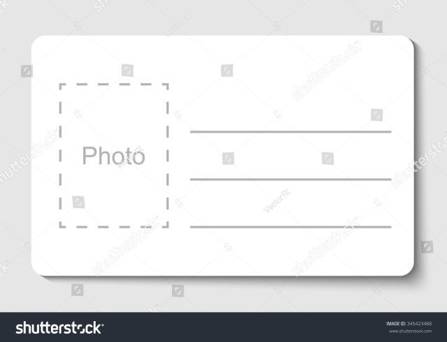 Blank Id Card Template Free Download Id Card Template Card Templates Free Blank Id Cards