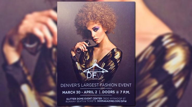 Models wanted for Denver Fashion Weekend Spring '17 show http://on9news.tv/2qXWyIq