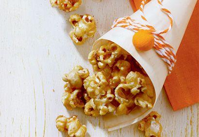 Pop corn caramel  #popcorn #caramel