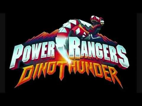 ▶ Power Rangers Dino Thunder (Theme Song) - YouTube