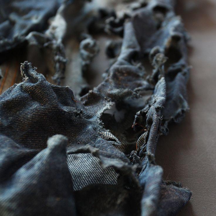 CULT OF ONE SIX FEET UNDER buried denim