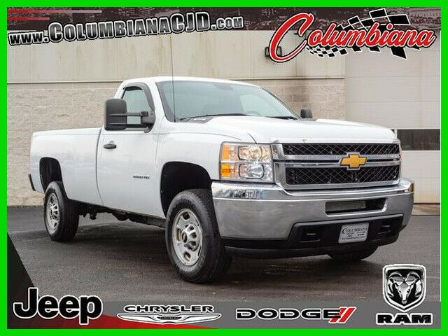 Ebay Advertisement 2013 Chevrolet Silverado 2500 2wd Reg Cab