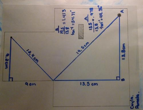 Trigonometry projects - Research paper Example