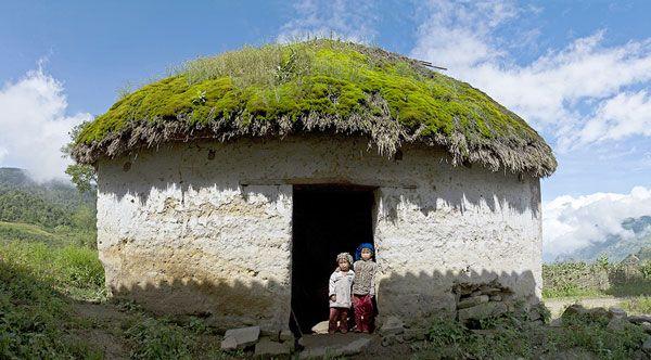 Beauty of the special houses of Ha Nhi ethnic minority people   DTiNews - Dan Tri International, the news gateway of Vietnam