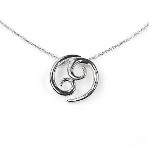Cancer Zodiac Pendant.
