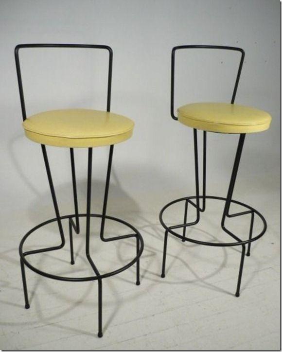 eBay Kitsch on the Blog Vintage bar stools