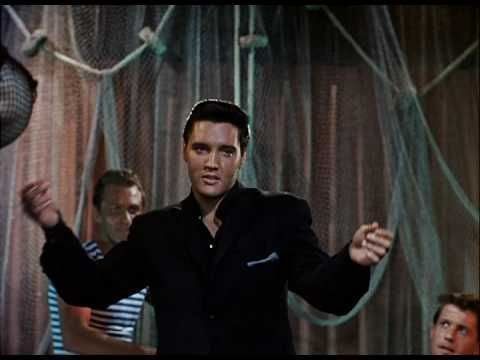 Elvis Presley - Return To Sender.  I love the way he moves in this number. He was just the coolest.