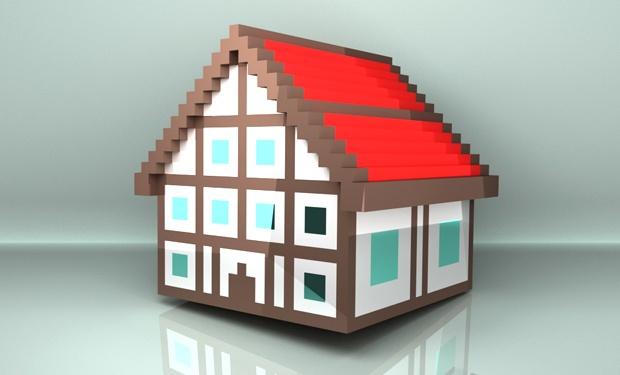 HOUSE (NEMOART: 3D modeling + Rendering + Compositing)