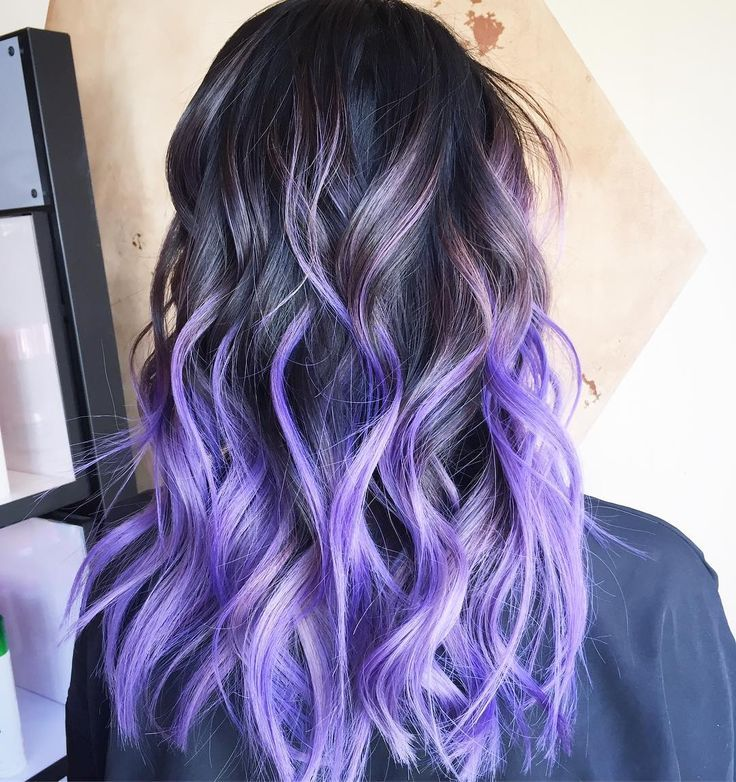Purple Hair Color Ideas Pastel Ombre Silver Shades Hair Color Purple Pastel Purple Hair Purple Hair Tips