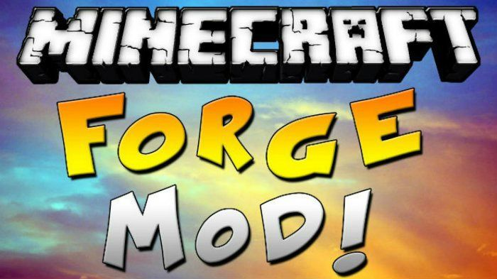 If you don't know what Minecraft Forge 1.11or the API Minecraft Forge mod…