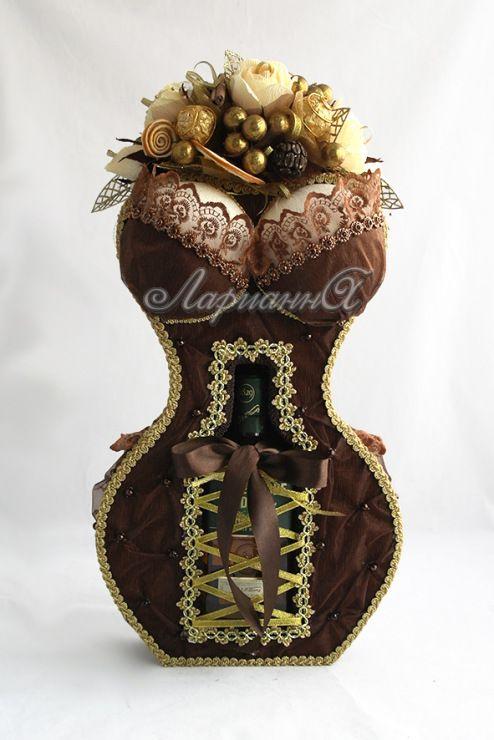 Gallery.ru / Фото #3 - Букеты и композиции из конфет. Часть 4 - Larisolka