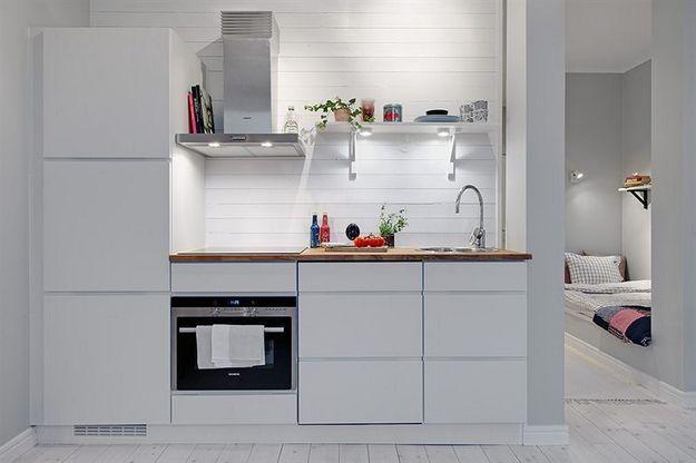 Tiny living | ombiaiinterijeri mini kitchen