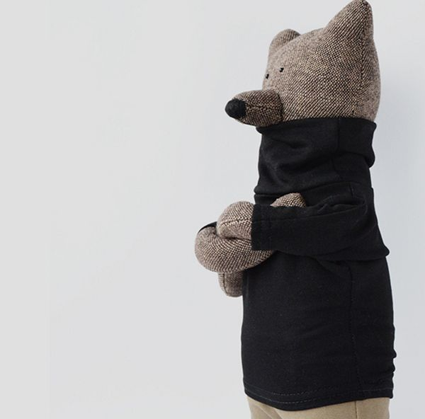 Character Filled Bears From Philomena Kloss | The Junior
