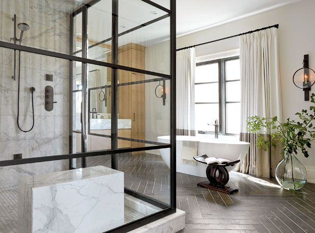Traditional Modern Bathrooms 168 best bathroom images on pinterest | bathroom ideas, room and