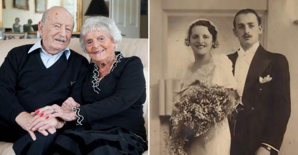 """Helen y Maurice Kaye son una pareja de Inglaterra que lleva 80 años casada. Se conocieron cuando eran adolescentes, 10 años antes de la Segunda Guerra Mundial. Si bien no todo fue maravilloso, aseguran tener un matrimonio perfecto.   """"La gente siempre quiere conocer el secreto detrás de nuestro matrimonio de 80 años. La verdad es que no sé qué es lo que lo hace funcionar. Nos gusta la compañía del otro, y él siempre me hizo reír mucho. Es el bromista más grande del mundo"""", cuenta Helen. La…"""