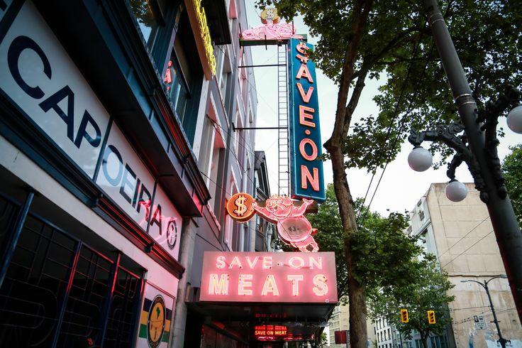 Save on Meats (Gastown - 43 West Hastings Street)