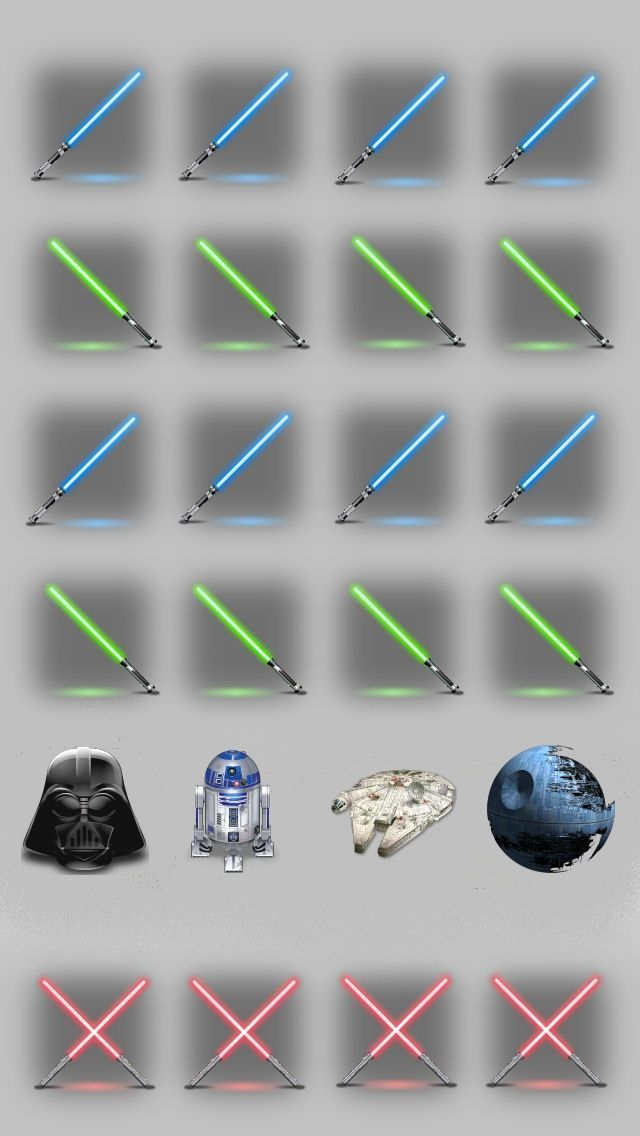 !!TAP AND GET THE FREE APP! Shelves Icons Movies Star Wars Weapon Lightsaber Shining Jedi Darth Vader Grey For Geeks Multicolored Homescreens HD iPhone 5 Wallpaper