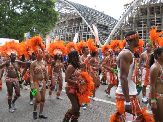 Mardi Gras, Port-of-Spain, Trinidad
