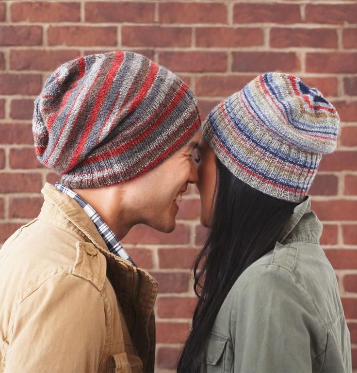 Basic Beanie by Patons Knit Hat Kit - None