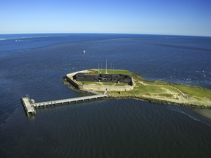 Fort Sumter National Monument | Top 16 Things to Do in Charleston, SC | TravelChannel.com