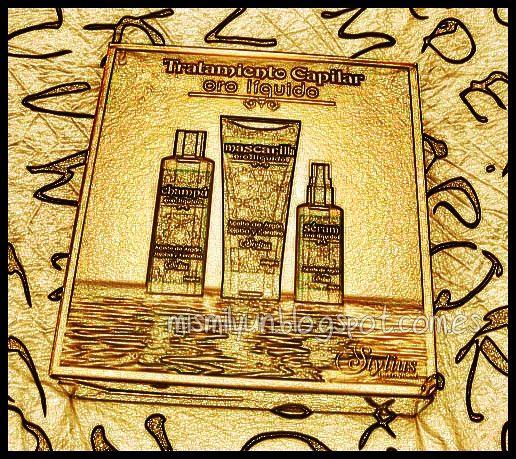 Mi opinión: Tratamiento capilar ORO LÍQUIDO Deliplus Mercadona mismilyun.com © Ibuki