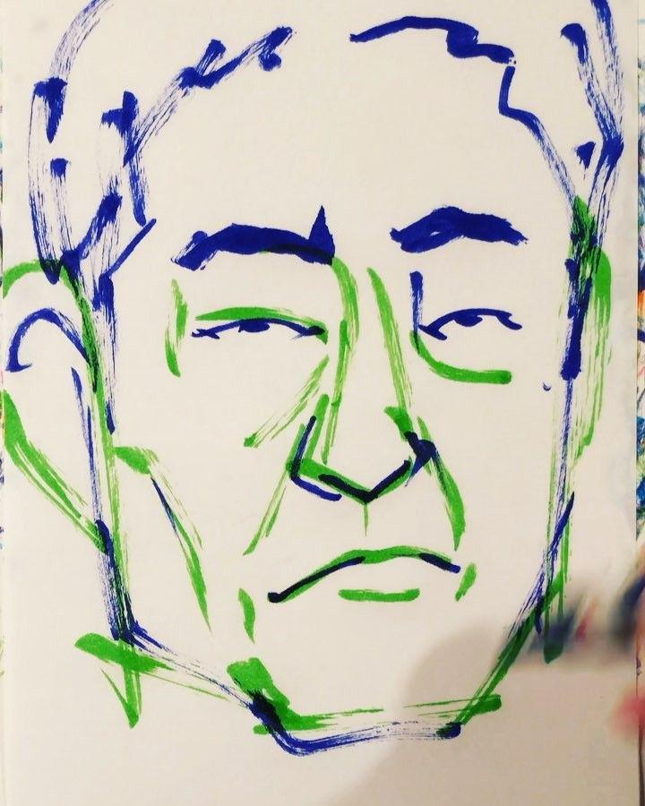いいね!16件、コメント2件 ― torao fujimotoさん(@1mindraw)のInstagramアカウント: 「#takakuraken #高倉健 #actor #俳優 #網走番外地 #昭和残俠伝 #blackrain #ブラックレイン #鉄道員 #19310216 #birthday #誕生日…」