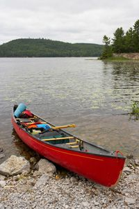 How to Pack a Canoe.