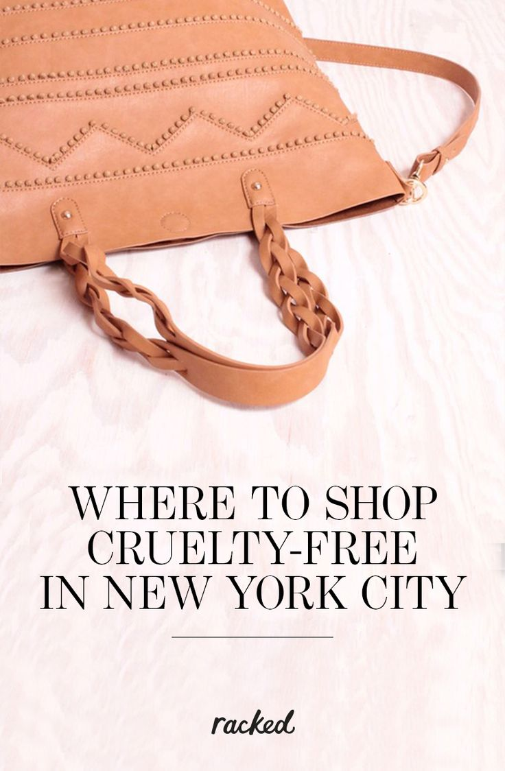 Looking to go shopping in New York City? Check out these cruelty-free stores in the city: (http://ny.racked.com/maps/vegan-cruelty-free-shopping-beauty-nyc-brooklyn)