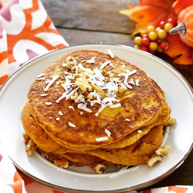 What S Better Than Paleo Pumpkin Pancakes On A Sunday Morning